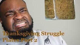 Thanksgiving Struggle Plates P2