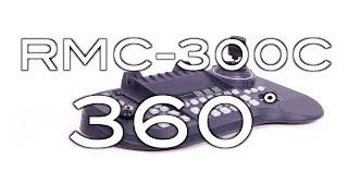 【360 Product Video】RMC-300C Multi-camera IP Controller|Datavideo