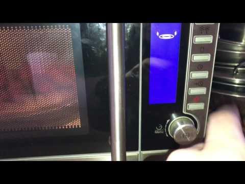 Mikrowelle Grillgut auftauen Mikrowelle Auftauprogramm benutzen Fleisch schnell auftauen Anleitung