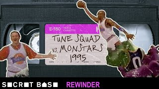 Michael Jordan's life-saving dunk from Space Jam gets a deep rewind thumbnail