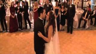 Aerosmith - I Don't Want To Miss A Thing - First Dance, Goldman Wedding