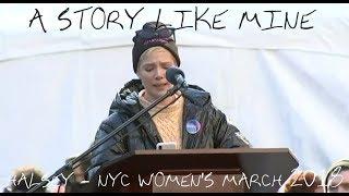 Singer Halsey Reveals Sexual Assaults In Extraordinary Women's March Poem