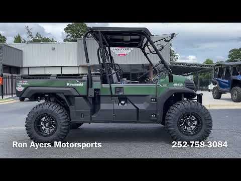 2022 Kawasaki Mule PRO-DX EPS Diesel in Greenville, North Carolina - Video 1