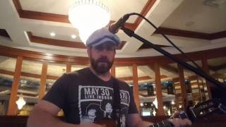 Rhinestone Cowboy -Larry Weiss cover solo live at Phillips Seafood in Baltimore