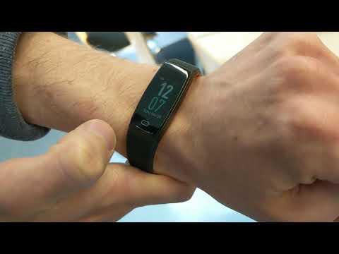 Puls und Blutdruck Uhr Test 2019 ▷ Das Jazipo Fitness Armband im Test