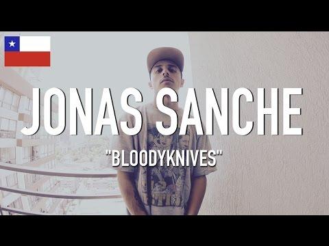 Jonas Sanche - Bloodyknives ( Prod. By Hordatoj ) [ TCE Mic Check ]
