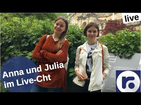 Live: Julia Dudnik und Anna Smirnowa [Video]