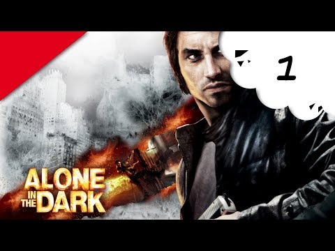 Jeu XBOX 360 - Coffret Alone In The Dark - Edition limitée - TBE.