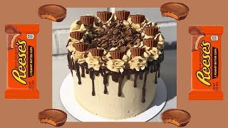 recipe for chocolate peanut butter cake from scratch