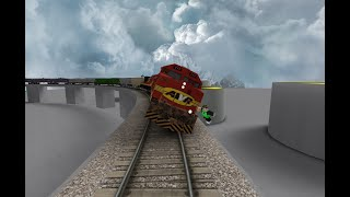 ROBLOX CSX 8888 Incident AWVR 777 & 767 The Unstoppable Freight Train 18th Anniversary