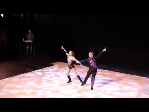 SM-HML: Laura Hell ja Niklas Hagel (akro)