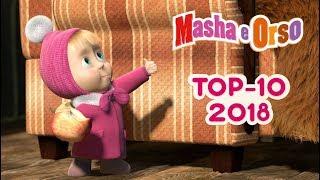 Masha e Orso - Top 10 🎬 I Migliori Episodi Del 2018