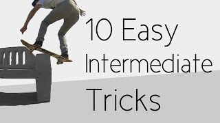 #2 Skateboard Intermediate – Easy tricks