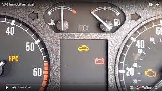 VAG Immobiliser repair (Audi ,VW, Seat, Skoda)