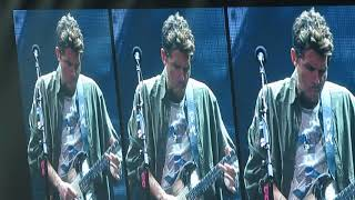 """John Mayer Trio - """"Who Did You Think I Was"""" @ Tampa 8/13/17"""