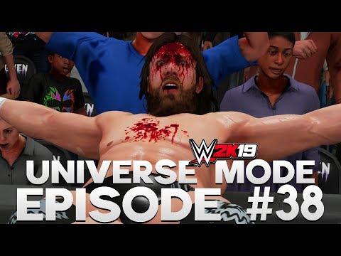 WWE 2K19 | Universe Mode - 'UNFORGIVEN PPV!' (PART 2/4) | #38