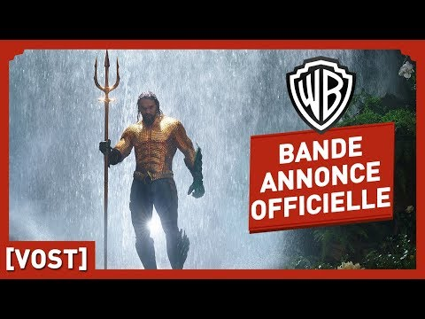 Aquaman Warner Bros. France