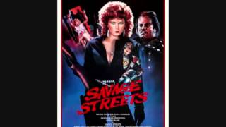 SAVAGE STREETS 1984 OST JUSTICE FOR ONE JOHN FARNHAM