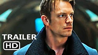 ALTERED CARBON Official Trailer (2018) Netflix