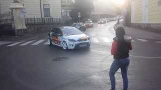 preview picture of video '1. Eger Drift felvonulás'