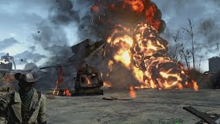 Fallout 4: Creating and Using Artillery for the First Time in 1080p 60fps