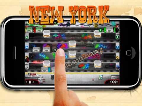 Train Conductor 2 For iPhone, iPad Is Addicting, Chaotic Fun