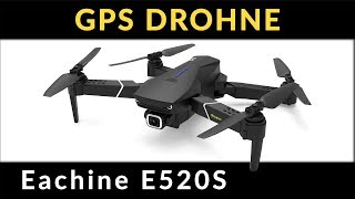 Eachine E520S GPS Drohne Test