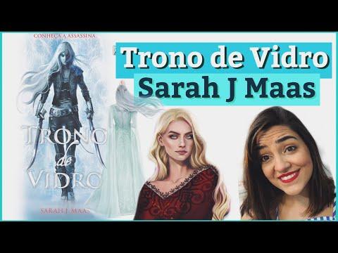 Trono de Vidro - Sarah J Maas | Resenha ?