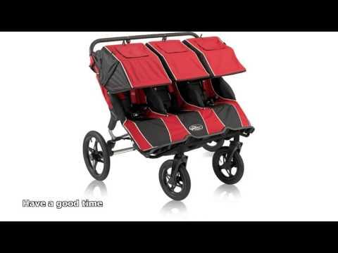 triple baby stroller