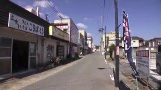 常磐湯本町の街並み6福島県いわき市