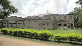 preview picture of video 'OAU Masjid Building Update Aug 2011'