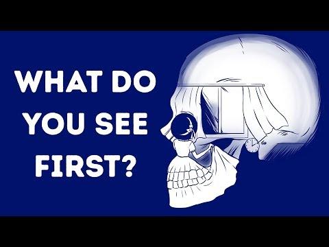 Test je persoonlijkheid wat zie jij?