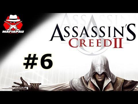 DOSTAVNÍKOVÝ DRIVE!   Assassin's Creed 2   #6   CZ Let's play   Mafiapau