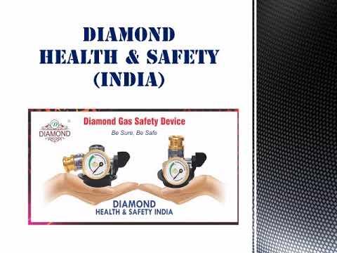 Brass Diamond Gas Safety Device