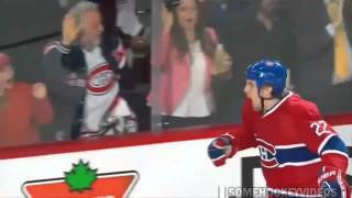 Dale Weise and Milan Lucic's Rivalry During the 2014 Playoffs