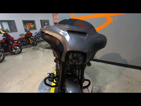 2021 Harley-Davidson Street Glide Special with Docking Hardware!