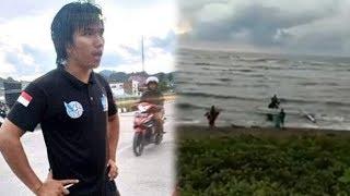 Aksi Heroik Pemuda Selamatkan Tiga Pelajar yang Tenggelam, Dirinya Sempat Dilarang Polisi
