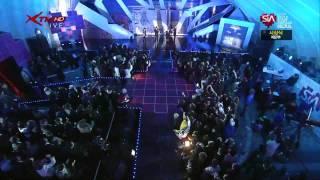 2NE1 - Fire  (STYLE ICON AWARDS SEOUL) [Live 2009.11.11]