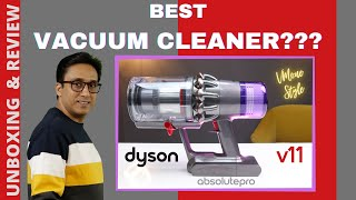 Best Vacuum Cleaner in India 2021 ⚡ Dyson V11 Absolute Pro ⚡ Best Vacuum Cleaner for Home ⚡ VMone