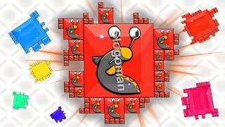 BIGGEST BLOCK IN THE GAME!? (Blockor.io)