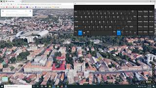 How to 3D Tilt & Rotate Google Maps (see objects from the side)