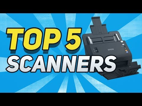 ▶️ Best Scanners In 2019 -Best Document and Photo Scanners of 2019