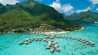 preview picture of video 'Moorea, French Polynesia'