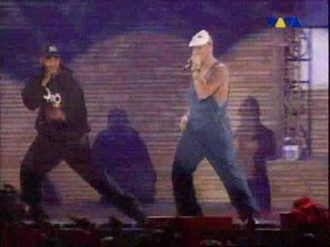 Eminem - I'm Back / Kill You / Under The Influence Live Mp3