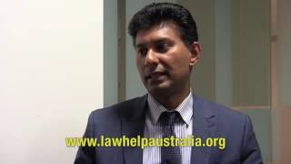 Young Lawyers interview with Law Help Australia