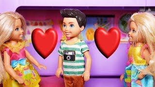 Rodzinka Barbie - Kocha czy nie kocha? Julka vs Tola. Bajka dla dzieci po polsku.Odc. 107