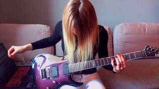 Europe - The Final Countdown full guitar cover by Alex S