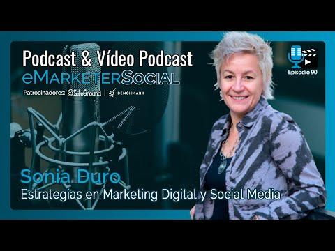 Sonia Duro Limia el Social Selling o cómo vender en internet | Videopodcast eMarketerSocial - YouTube