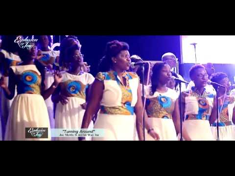 Joe Mettle performs Turning Around with Joyful Way Inc