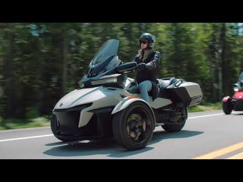 2020 Can-Am Spyder RT in Lancaster, New Hampshire - Video 1